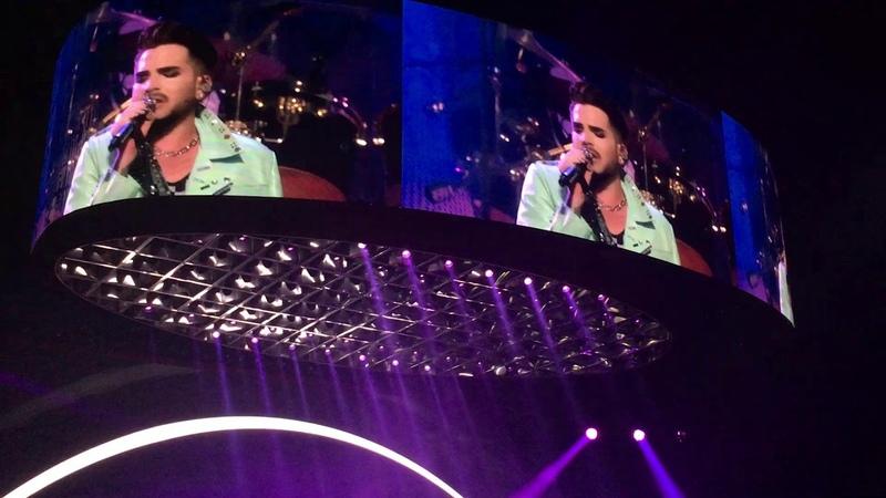 Queen Adam Lambert - Don't Stop Me Now@Altice Arena 2018