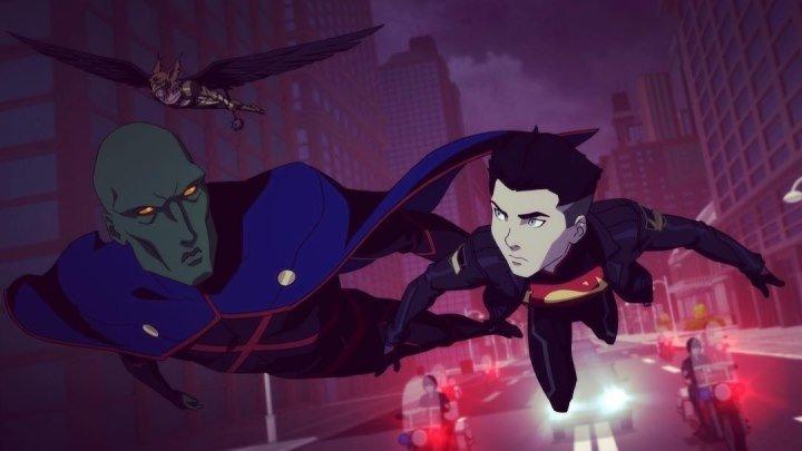 Reign of the Supermen / Господство Суперменов (2019)