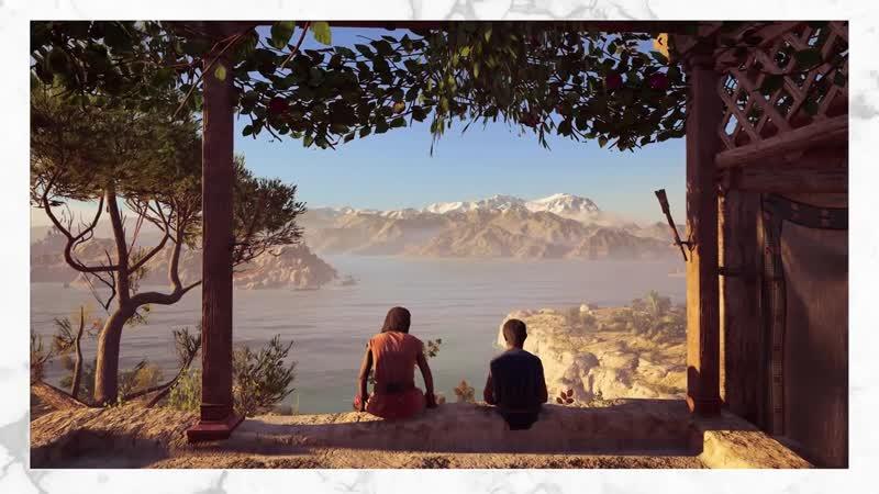 Assassins Creed Odyssey Photo Mode Trailer Ubisoft NA
