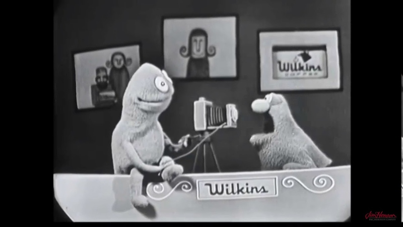 Wilkins coffee camera gun commercial