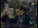 Season 2003/2004. Racing Santander RC - FC Barcelona - 3:0 (highlights)