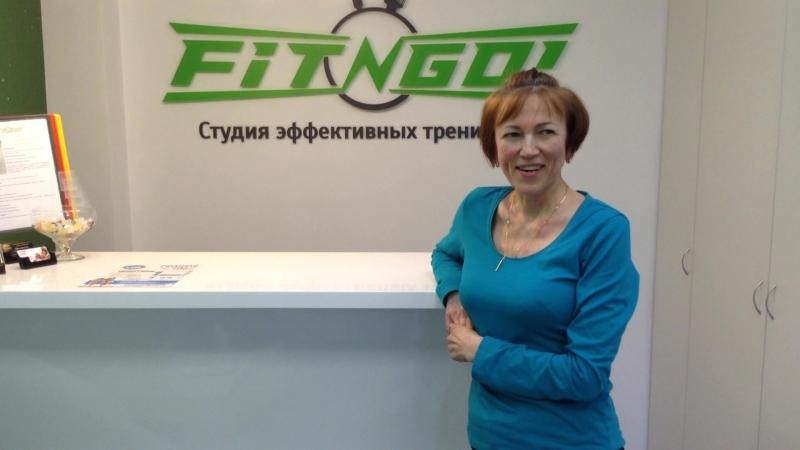 Отзывы наших клиентов Баклагина Людмила