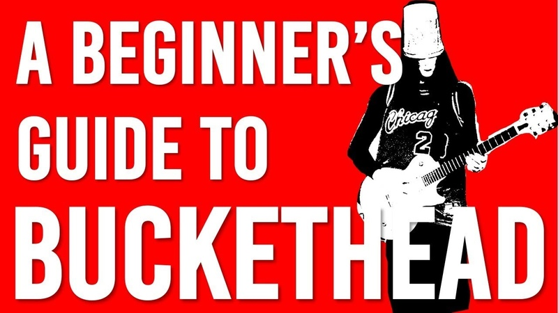A Beginner's Guide to Buckethead