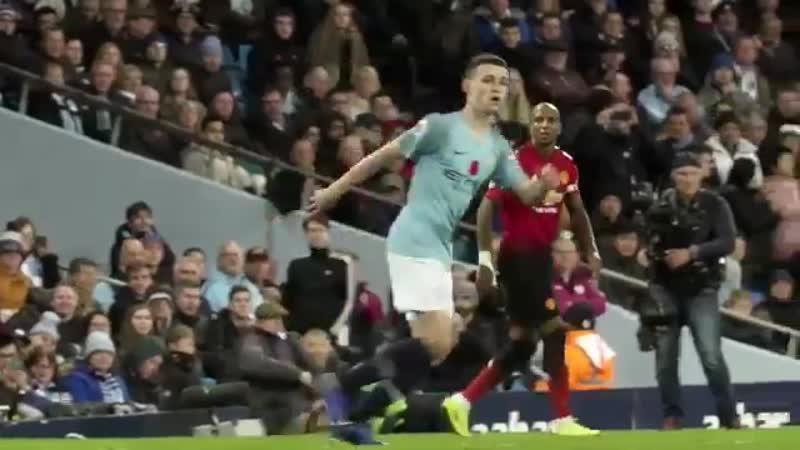 Фоден против «Юнайтед»