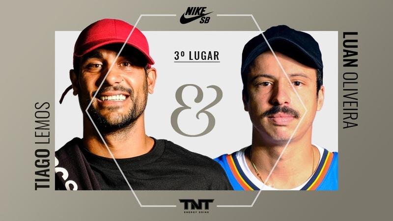 Slides Grinds II - Luan de Oliveira x Tiago Lemos - Terceiro Lugar