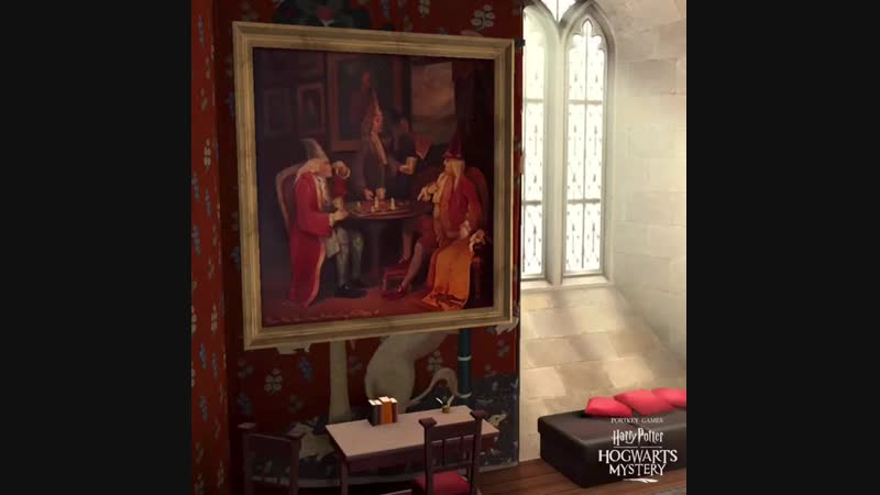 As an occupant of a magical portraits, could Sir Cadogan have clues as to how they work