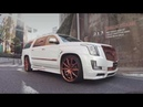 Cadillac Escaladе 2016 на дисках Lexani и в обвесе Next Nation