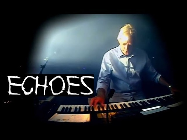Final Echoes performance with Richard Wright Pink Floyd