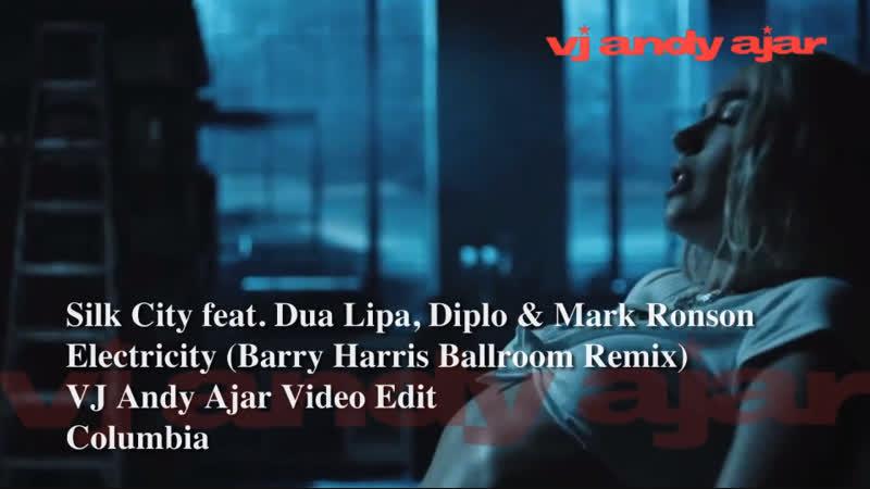 Silk City feat. Dua Lipa, Diplo Mark Ronson - Electricity (Barry Harris Ballroom Remix)
