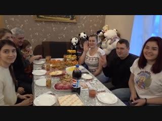 VLOG Друзья приехали с заработков в Польше. Делятся впечатлениями..mp4