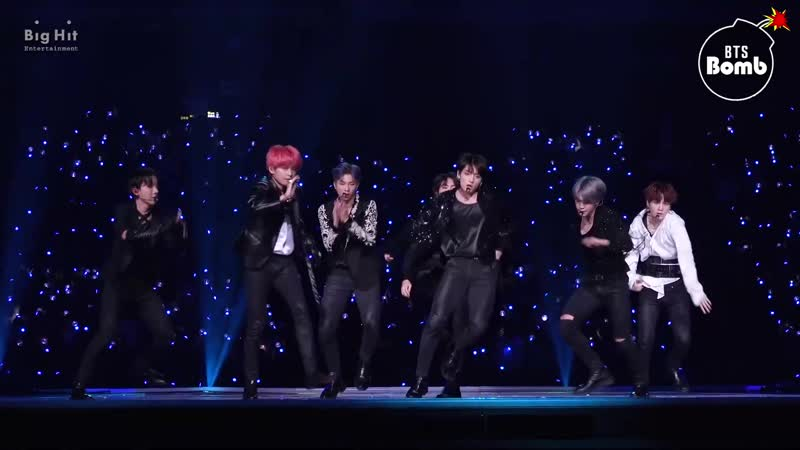 [BANGTAN BOMB] FAKE LOVE Special Stage (BTS focus) @2018 MAMA - BTS (방탄소년단)