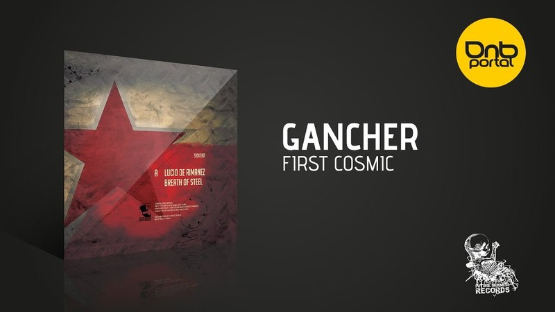 Gancher - First Cosmic [Future Sickness Records]