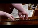 848 J. S. Bach - Prelude and Fugue in C-sharp major, BWV 848 [Das Wohltemperierte Klavier 1 N. 3] - Win Winters, clavichord