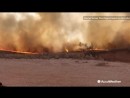 Oklahoma Wildfires Leave At Least 2 Dead, 20 Injured