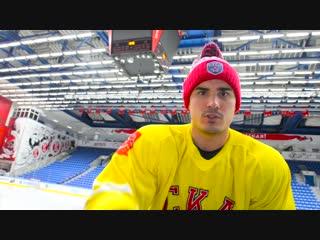 #идемнаклассику. наиль якупов приглашает на матчи 16 и 22 декабря