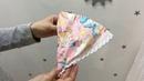 Косынка на резинке для девочки своими руками