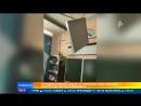 Рен ТВ. Почему в школе Ступино потолок упал спустя год после капремонта
