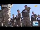 Жамбыл облысында ҚР Қарулы күштері күніне арналған әскери ше
