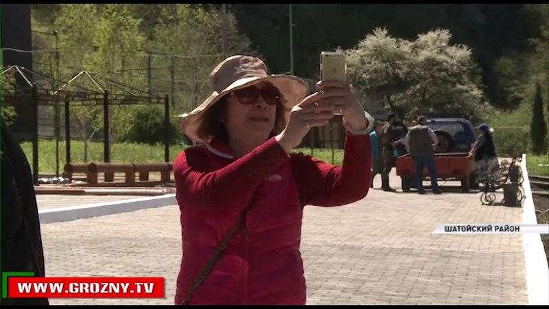 Чеченскую республику посетили туристы из Тайваня