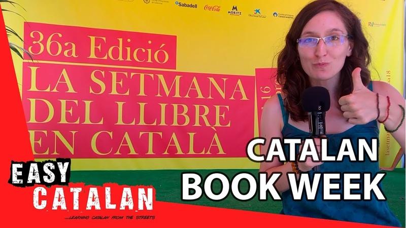 Catalan book week in Barcelona Easy Catalan 2