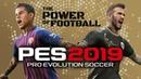 Pro Evolution Soccer 2019 Штрафной удар наклболом free kick Knuckleball