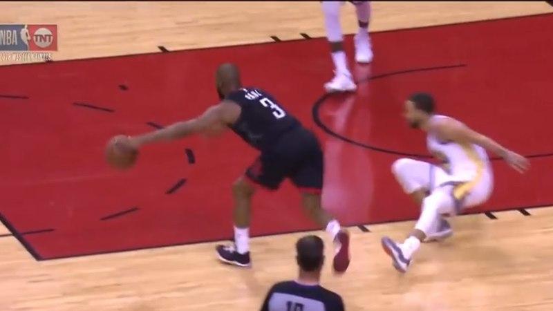 Chris Paul Breaks Stephen Curry's Ankles AGAIN! (EXPOSING HIM)