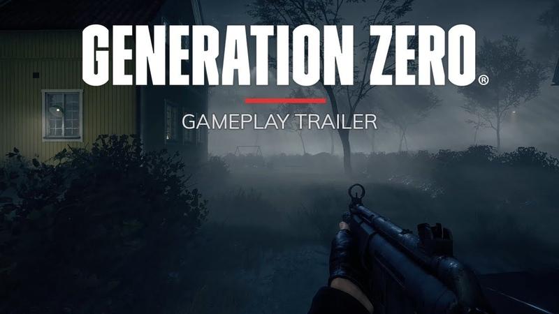 Generation Zero Gameplay Trailer