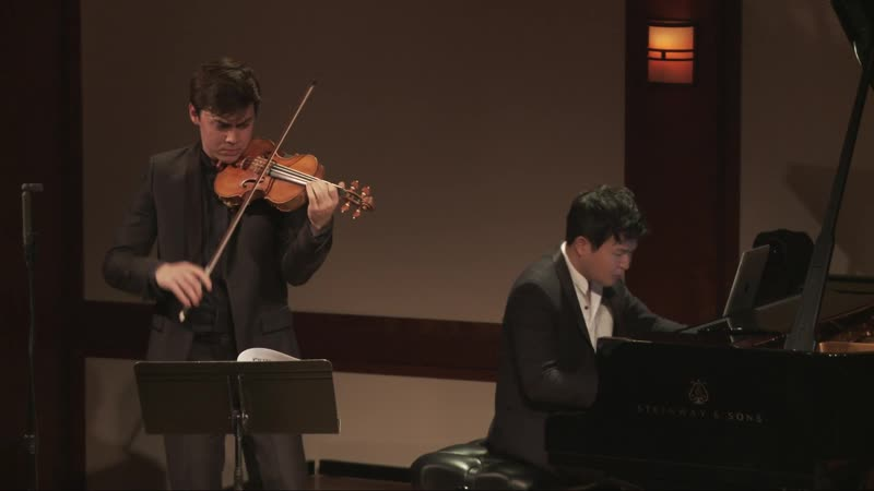 "1006 J. S. Bach / F. Kreisler - Violin Partita No.3 in E major, BWV 1006 1.Prelude 3.Gavotte en Rondeau"""