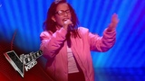 Natasha Performs 'Sorry, Not Sorry' Blinds 1 The Voice Kids UK 2018