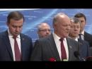 Зюганов: Отмену результатов выборов в Приморье надо начать с Уссурийска