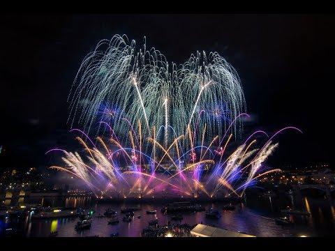NAVALIS 2018 (Ohňostroj) - MAKALU Fireworks