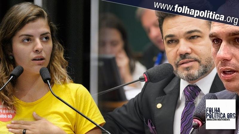 Presidente da UBES atacou Escola Sem Partido e acabou massacrada por Eduardo Bolsonaro e Feliciano
