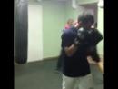 Ариша и потные боксёры