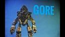 Gore | Bionicle Moc