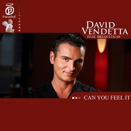 David Vendetta альбом Can You Feel It