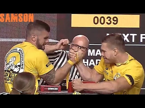 ARMWRESTLING   ZLOTY TUR 2018   86 kg RIGHT HAND   Part 1