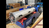 Elon Musk's Mini Submarine Put Together by Space X To Save The Thailand Soccer team Stuck In Cave