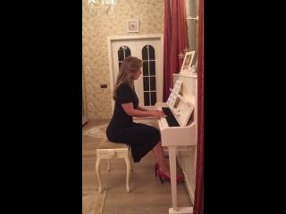 Юлия Монастыренко - Back to Spain (live)