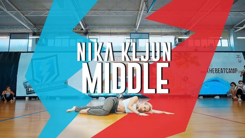 MIDDLE I Nika Kljun I WhoGotSkillz Beat Camp 2018