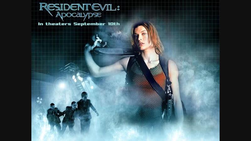 Обитель зла 2: Апокалипсис (2004) Александр Уитт
