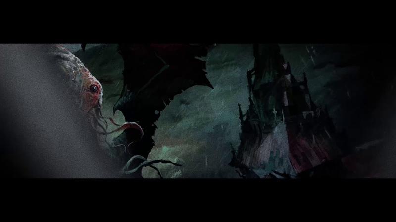 Sulphur Aeon Thou shalt not speak his Name The Scythe of Cosmic Chaos