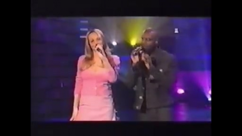 Mariah Carey Feat Joe Thank God I Found You Live Soulier D'Or 2000
