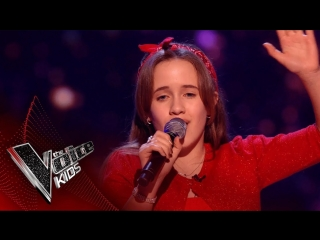 Lilia - Dream A Little Dream Of Me (The Voice Kids UK 2018)