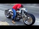 😲 СумаСшедшие Самодельные Мотоциклы 👏!