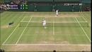 Wimbledon 2004 Roger Federer vs Andy Roddick