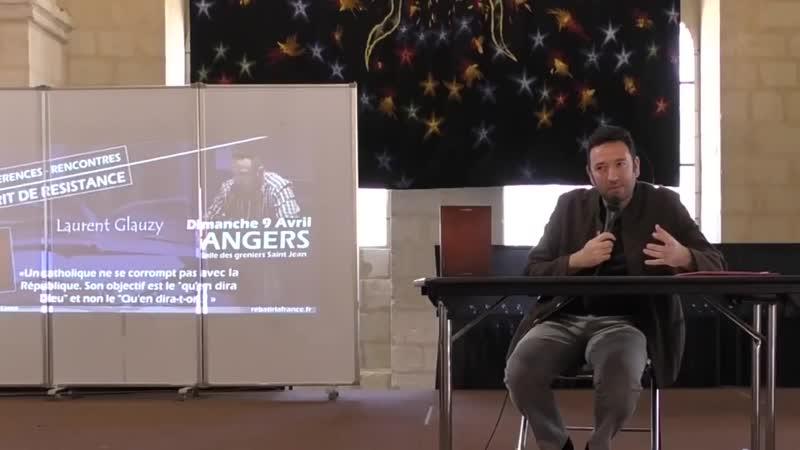 COMMUNISME ET SATANISME Laurent Glauzy