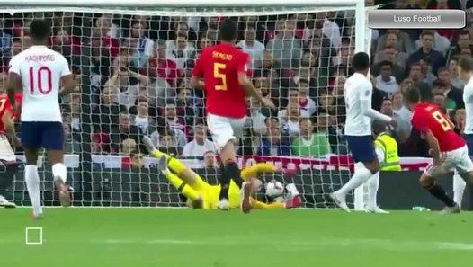 Inglaterra vs España 1-2 - Resumen Highlights 08/09/2018 – Видео Dailymotion
