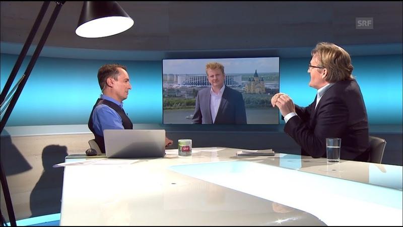 Швейцария ТВ Что говорят о России её европейские гости и эксперты