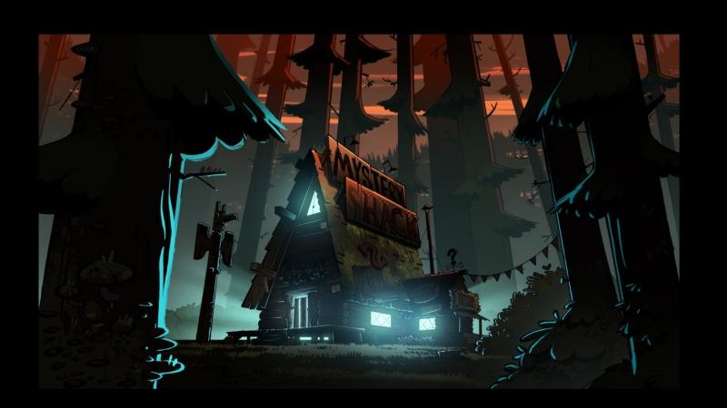 Mepsa (Gravity Falls Theme Song- 16 Bit Mix 5.32*)