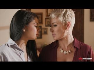 4 Ryan Keely, Gina Valentina / Lesbian Experience: Women Loving Girls 3 / Женщины Любят Девушек 3 [2018,Lesbians,Sex,HD 720p]